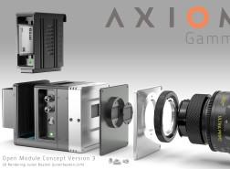 AXIOM-GAMMA-concept