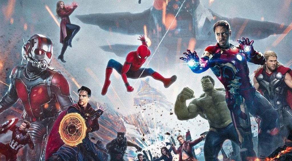 An Infinity War Review, or A Marvel Cinematic Universe
